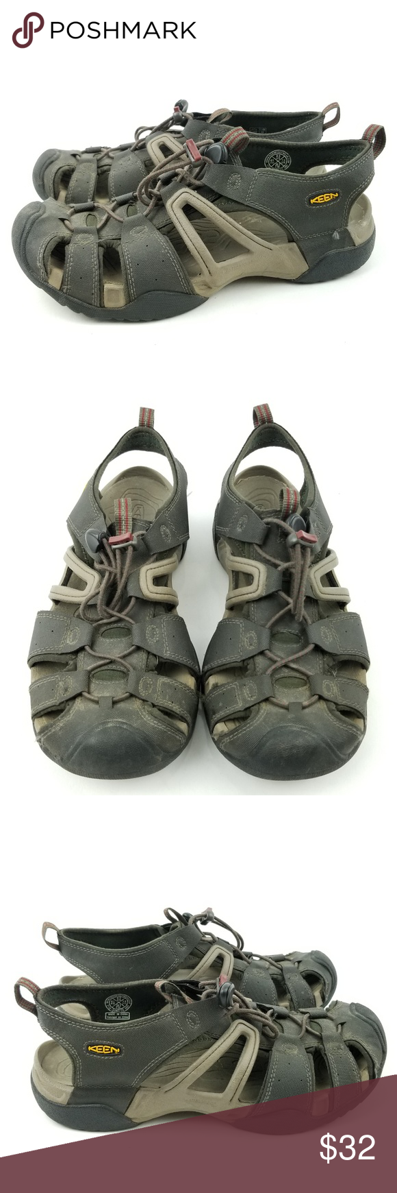25ae6cecb5c2 Keen Newport H2 Sandals Shoes Men s 8.5 Ei19 Keen Newport H2 Brown  Waterproof Sport Sandals Shoes Men s Size 8.5 Very Good Used Condition