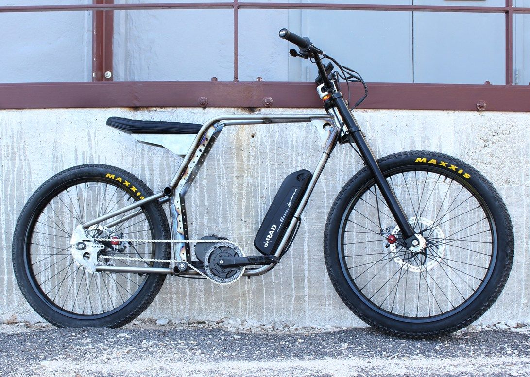 eBike News: Frame Kit, Affordable eBMX, Expo, Powerful Mid