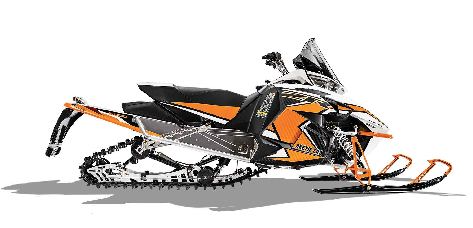 "New 2016 Arctic Cat ZR 6000 137"" LXR ES Snowmobile For"