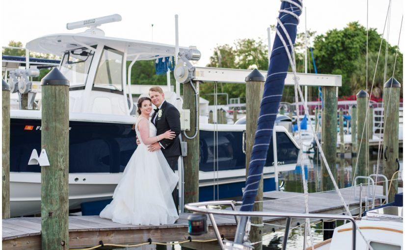 Tampa Yacht Club Wedding Mary Beth Greg Kate Ryan Event Rentals In 2020 Yacht Club Wedding Wedding Rental Company Wedding Dress Store