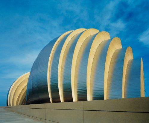 Kauffman Center for the Performing Arts by Safdie Architects
