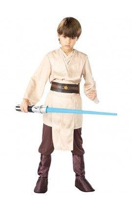 Disfraz de Jedi Knight para niño  931ddbd37cd