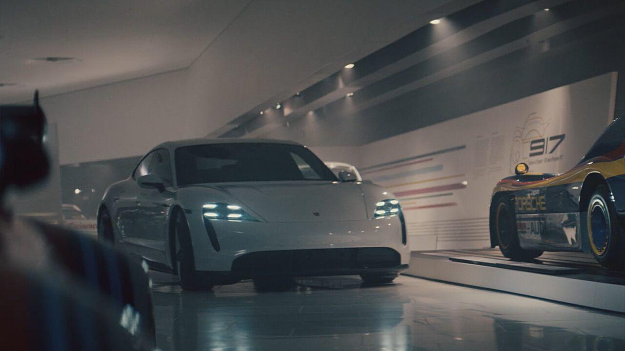 Fox News Porsche S Super Bowl Liv Commercial Is A Crime In 2020 Super Bowl Super Bowl Commercials