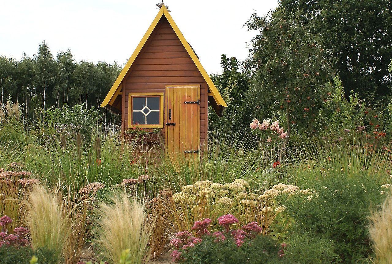 Free Image on Pixabay - Bower, Garden, Cottage, Vegetation ...