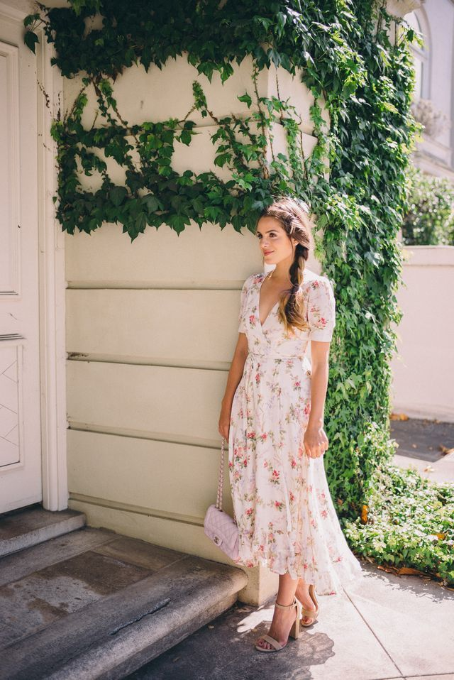 Wedding Guest Dress | Gal Meets Glam | Bloglovin'