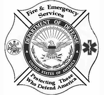 DOD Fire /& Emergency Services Patch
