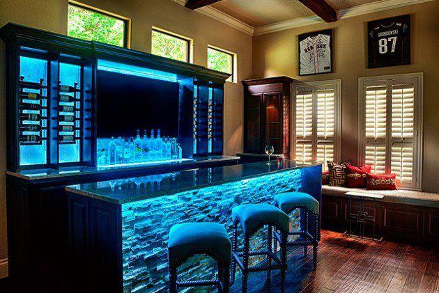 Des idées de bar moderne pour votre maison | Commercial