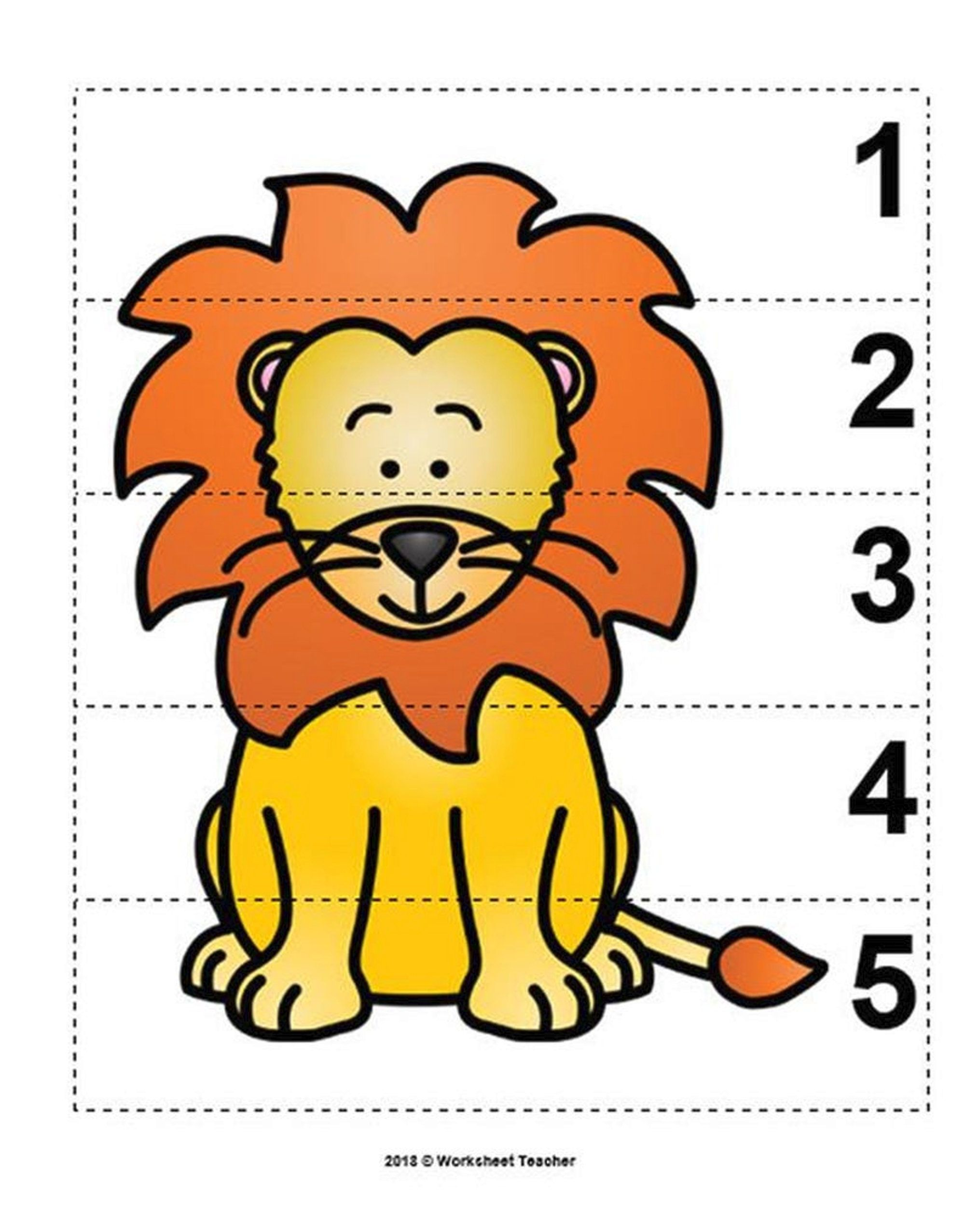 Zoo Animals Preschool Curriculum Activities Preschool