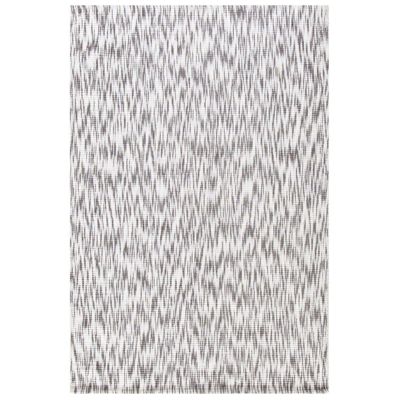 Dash & Albert Ikat Grey Chenille Woven Rug 8x10 For $438