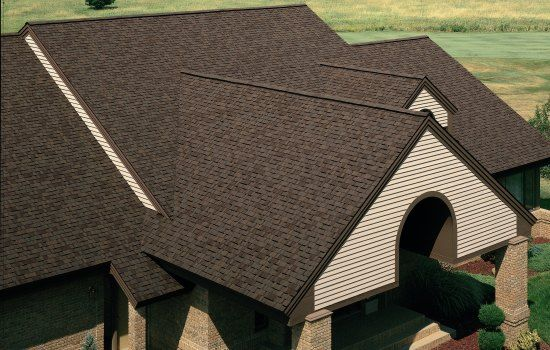 Roofing Photo Gallery Certainteed Design Center Heather Blend