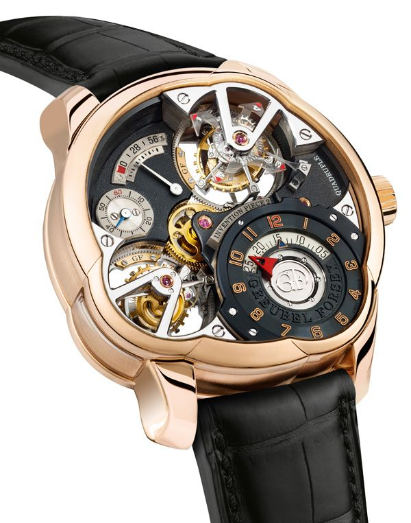 Greubel Forsey Invention Piece 2 white #tocantedefou