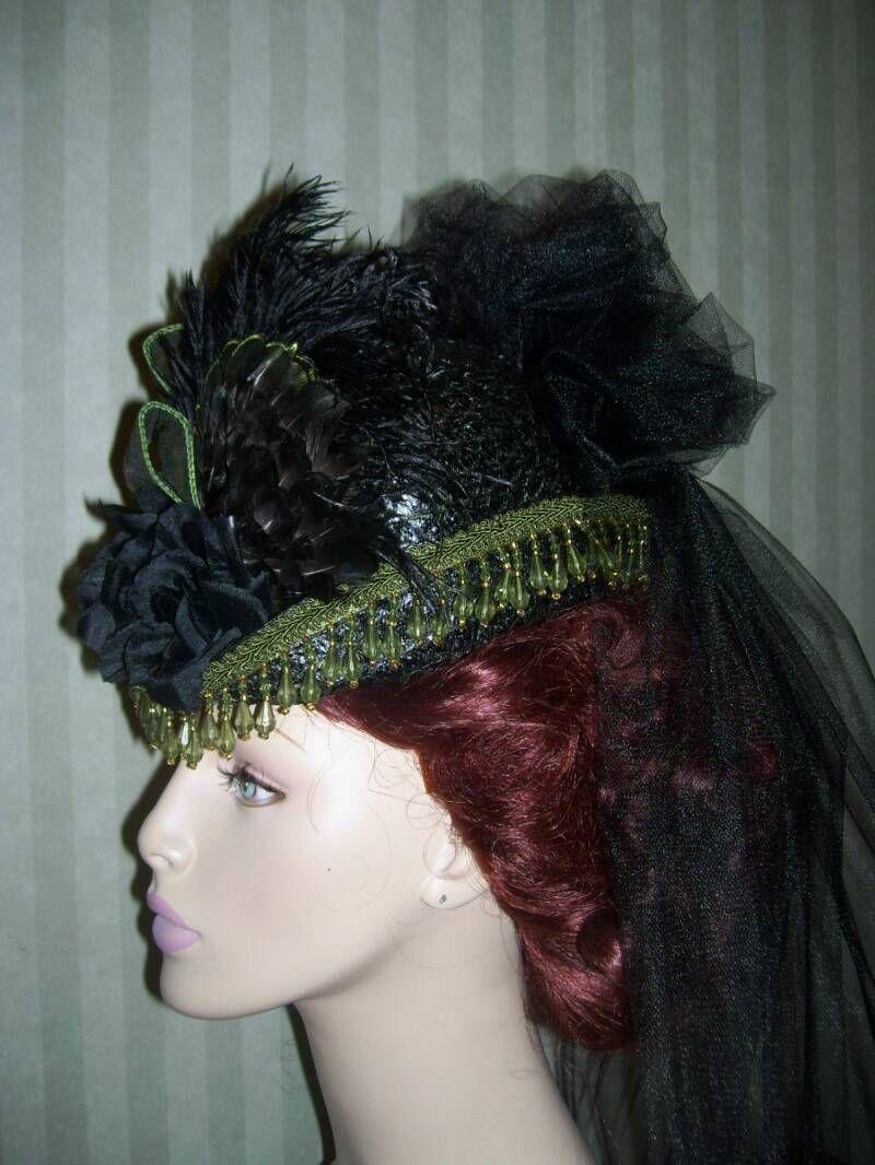 Steampunk/Mini Riding Hats