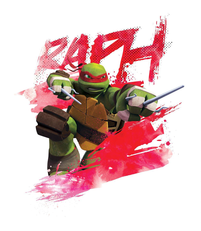 Anthony Petrie Teenage Mutant Ninja Turtles Style Guide
