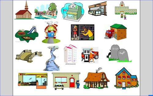 Different Types Of Buildings : General knowledge learn names of buildings