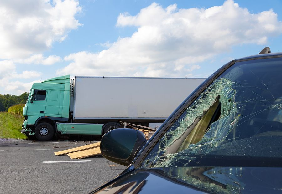 Steps to Take After an Accident with a Commercial Vehicle