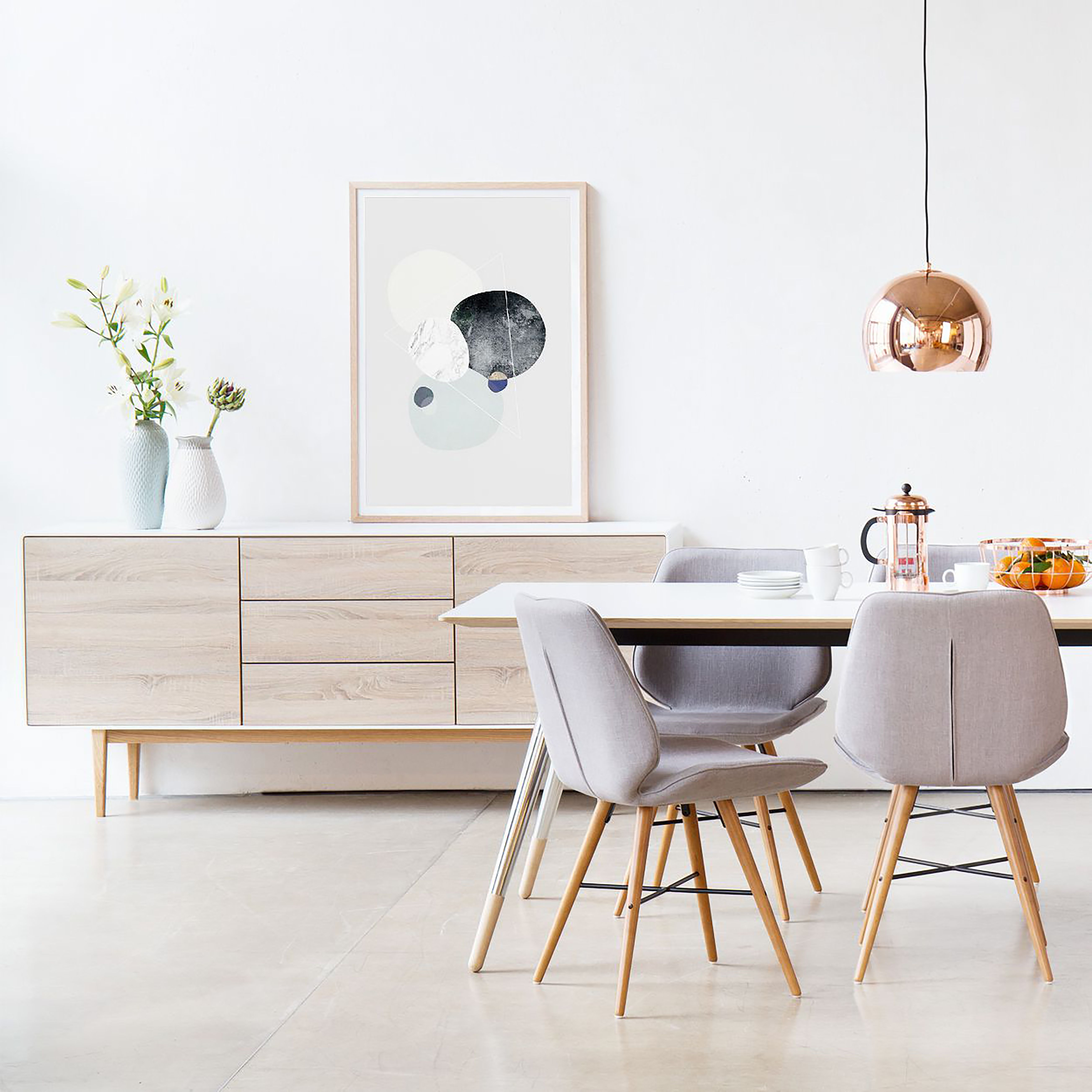 Home24 Scandinavian Style Furniture Mindsparkle Mag Dining Room Console Dining Room Accents Dining Room Style