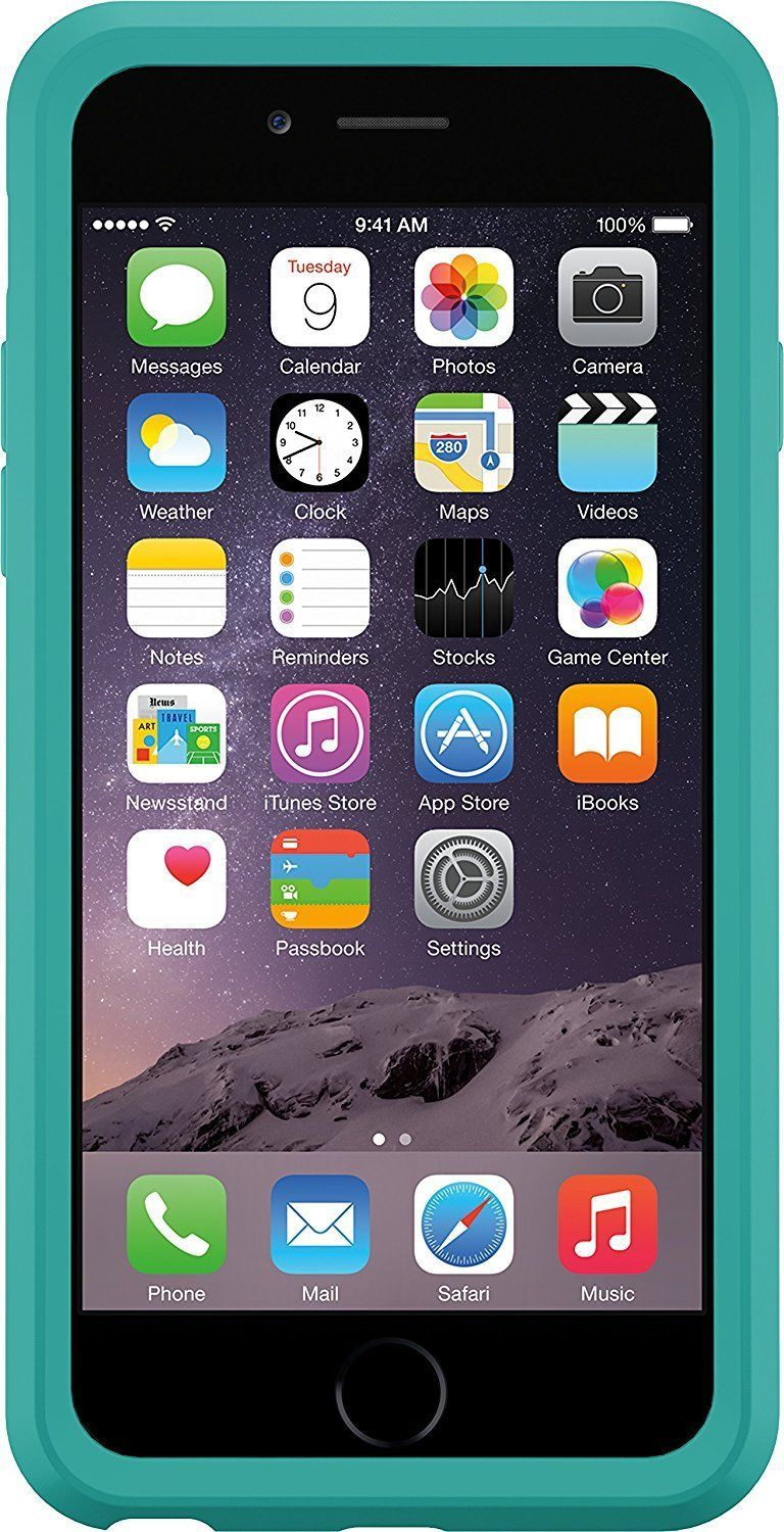 reputable site c7127 0eed9 $9.95 - Otterbox Symmetry Series Case For Iphone 6/6S Teal Rose ...