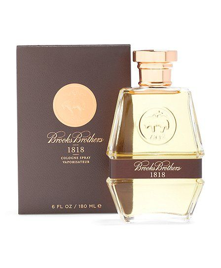 BROOKS BROTHERS 1818 COLOGNE FOR MEN, 6