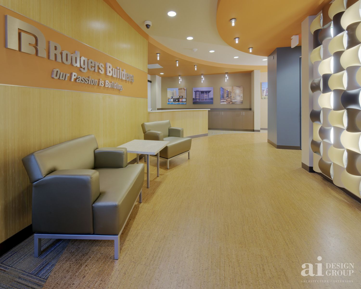 Rodgers Builders Office | ai Design Group | Corporate Office ...