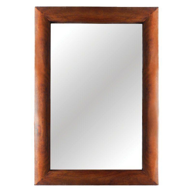 Yosemite Home Decor Wall Mirror - 32W x 48H in. - YFUR-VASC12