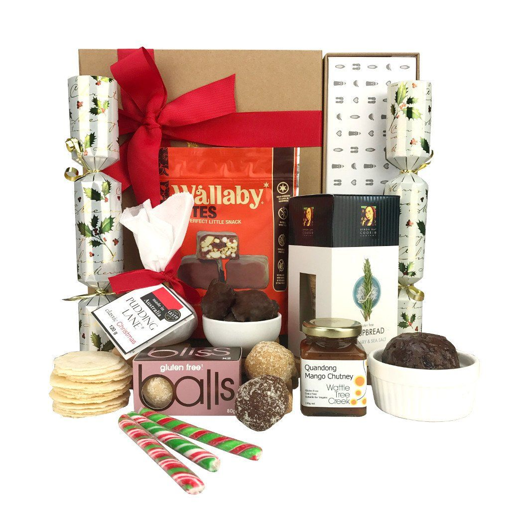Christmas hampers delivered Australia wide with local, gourmet food ...