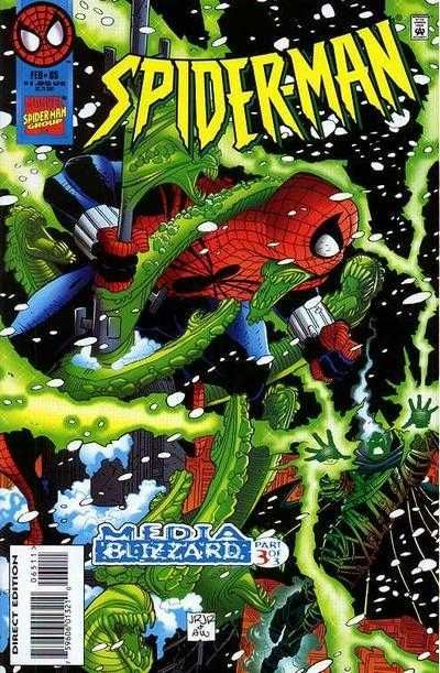 Spider-Man #65 - Media Blizzard, Part 3 of 3 Unplugged