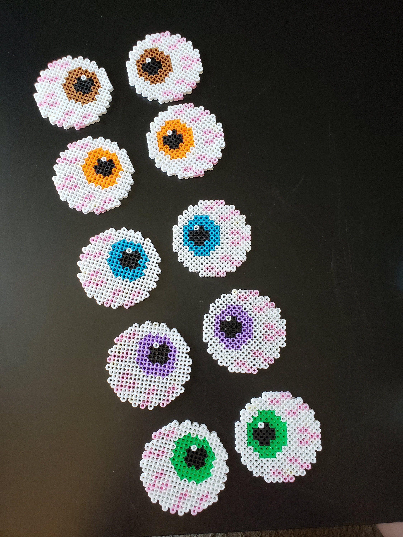 Scary Eyeballs #decorateshop