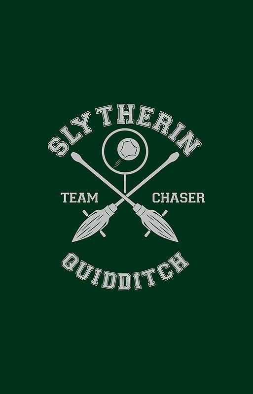 Slytherin Quidditch Team Wallpaper Harry Potter Wallpaper