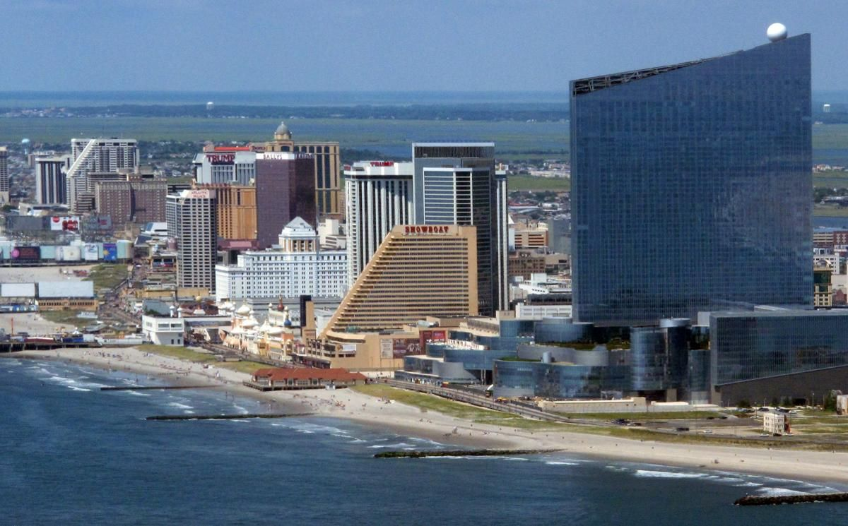 No 48 New Jersey Atlantic City Casino Atlantic City American Casino