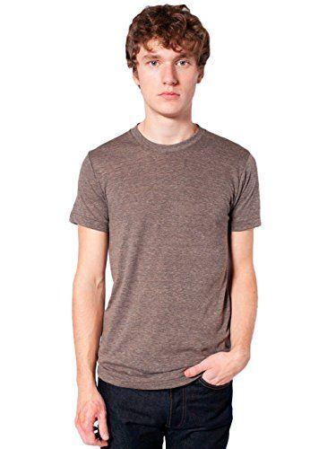 Men's Shirttri Track Vszqmpgu Short Sleeve American Blend Coffee Apparel pUSzMV