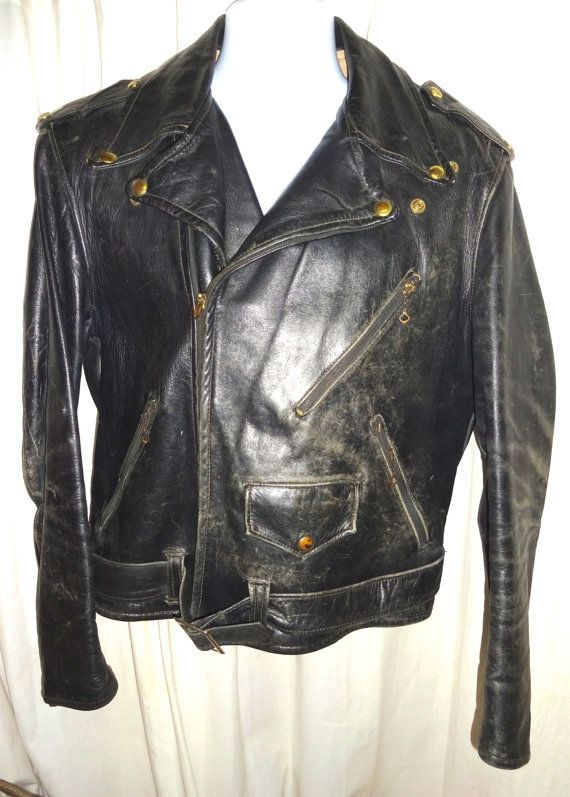Jackets Motorcycle Auf Pin Vintage Pin 7gY6bfvy