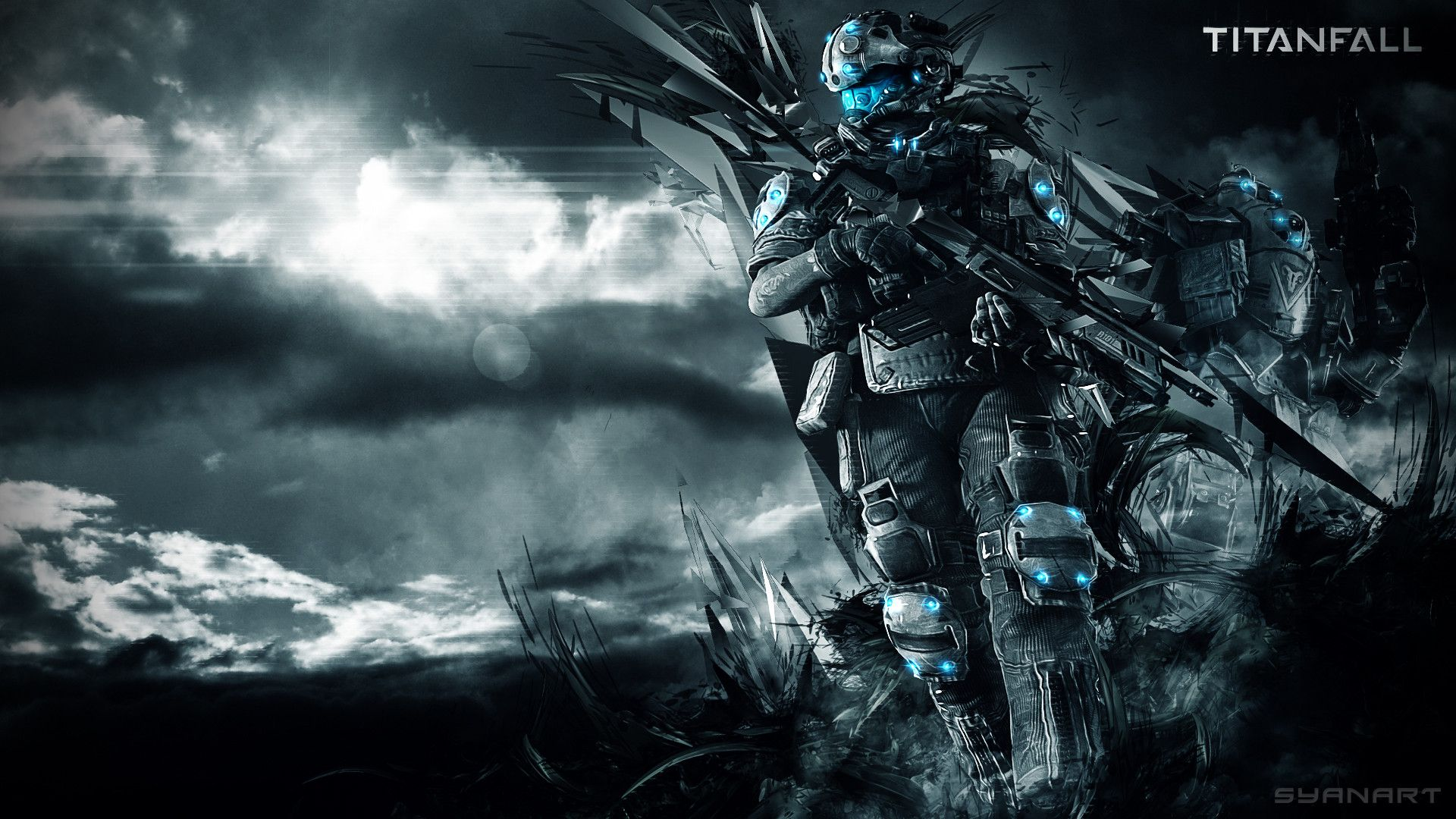 Titanfall Hd Wallpapers Backgrounds Wallpaper 20001196