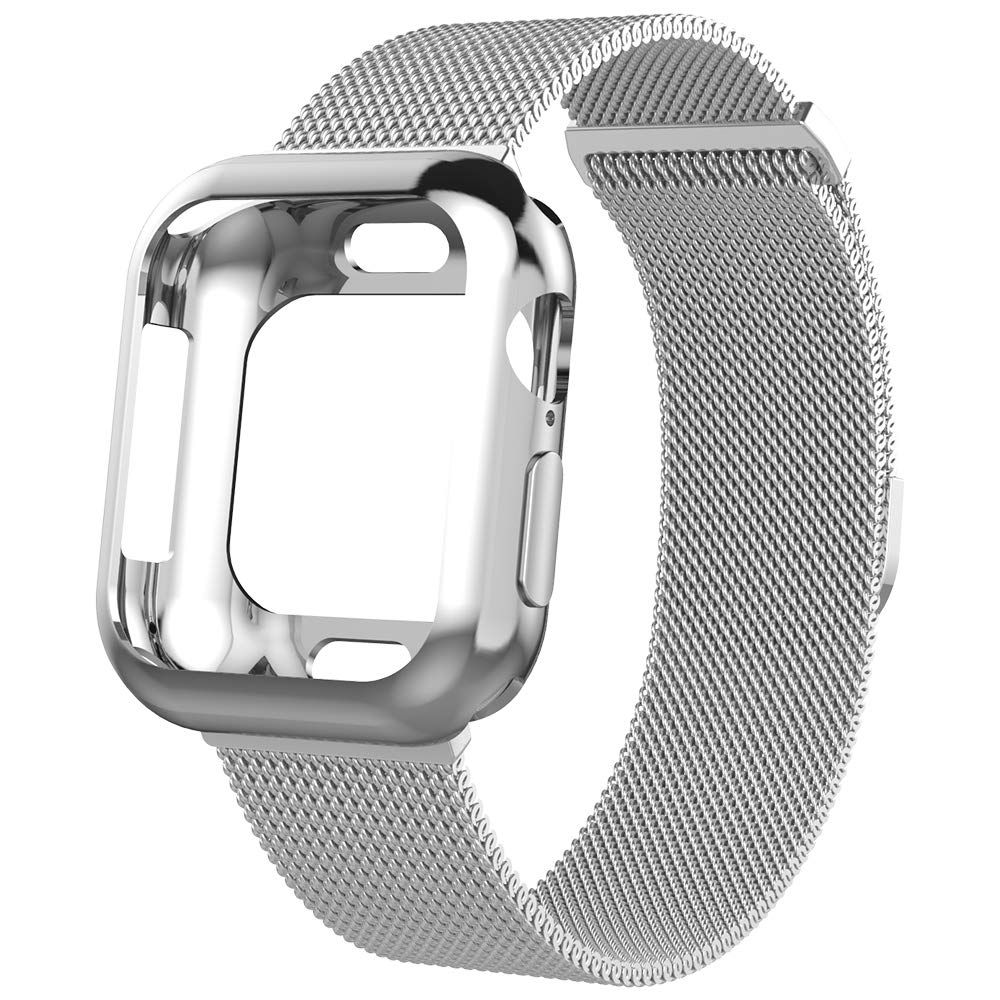 Mostof for Apple Watch Band 40mm, Milanese
