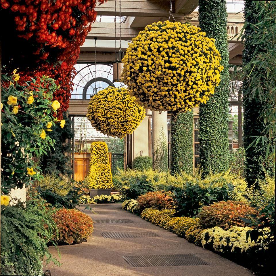 Longwood Gardens, Pennsylvania