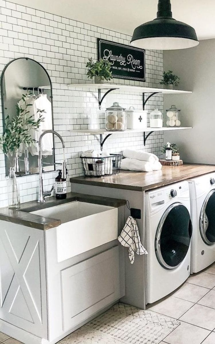 50 Laundry Room Ideas & Tips You can Take on Today