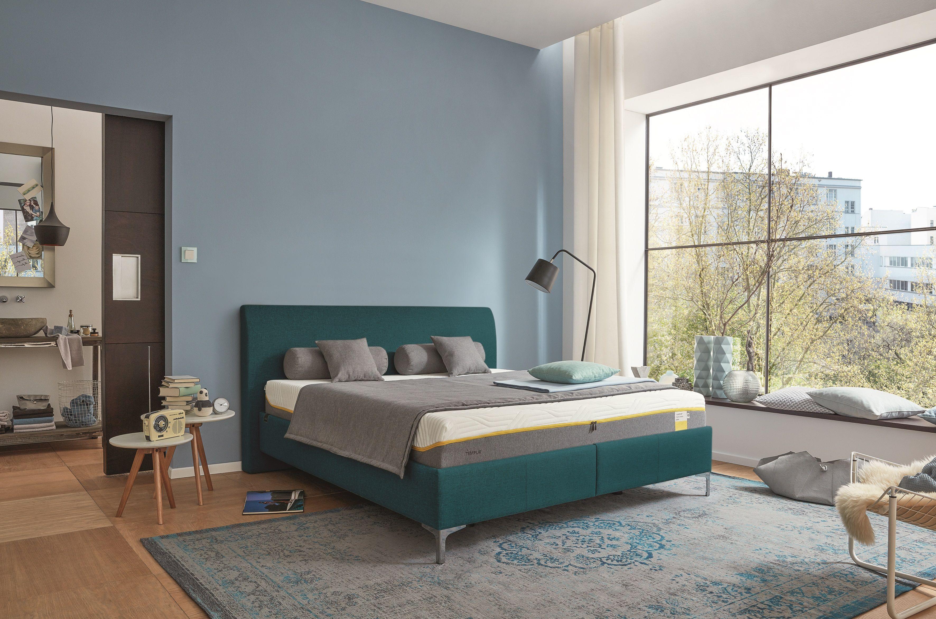 Lit Tempur Relax Tete Shape 110 Cm De Haut Luxusschlafzimmer Schlafzimmer Einrichten Moderne Schlafzimmermobel