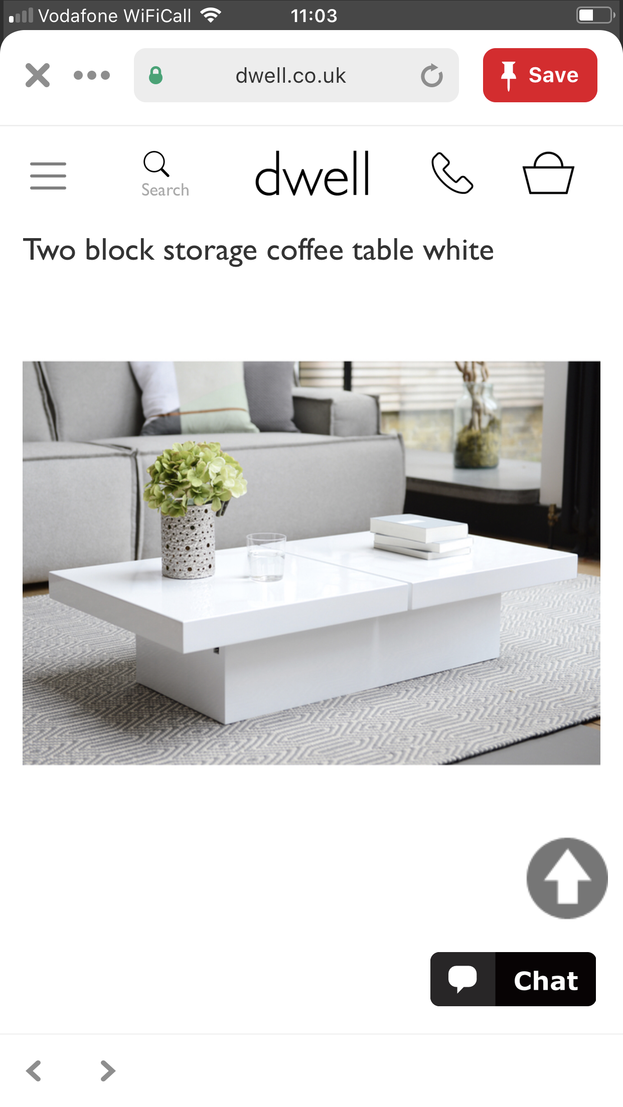 Pin By Leah Marlow On White Kitchen Coffee Table White Coffee Table Coffee Table With Storage [ 2208 x 1242 Pixel ]
