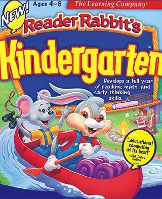 I Played All The Reader Rabbit Pc Games So Much Fun My