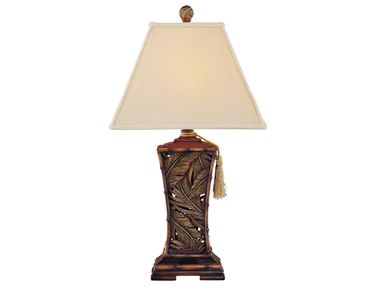 Shop For Stein World Table Lamp, And Other Lamps And Lighting At Simpson  Furniture Company In Cedar Falls And Coralville, IA. Royal Palm Hand  Painted Table ...