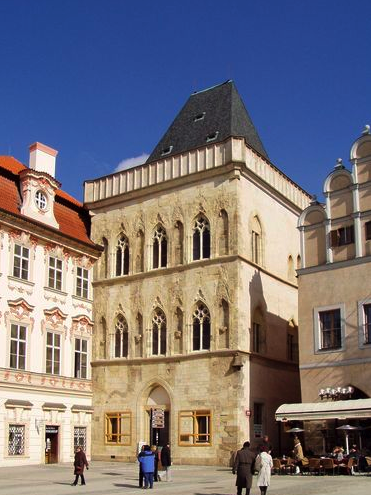 The Stone Bell House City Gallery Prague Prague Stay Com City Gallery Prague Prague Old Town