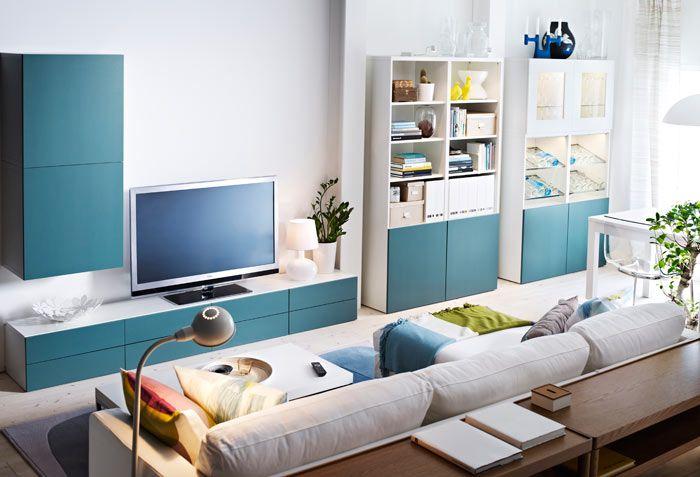 muebles salon ikea - Buscar con Google | Deco | Pinterest | Muebles ...