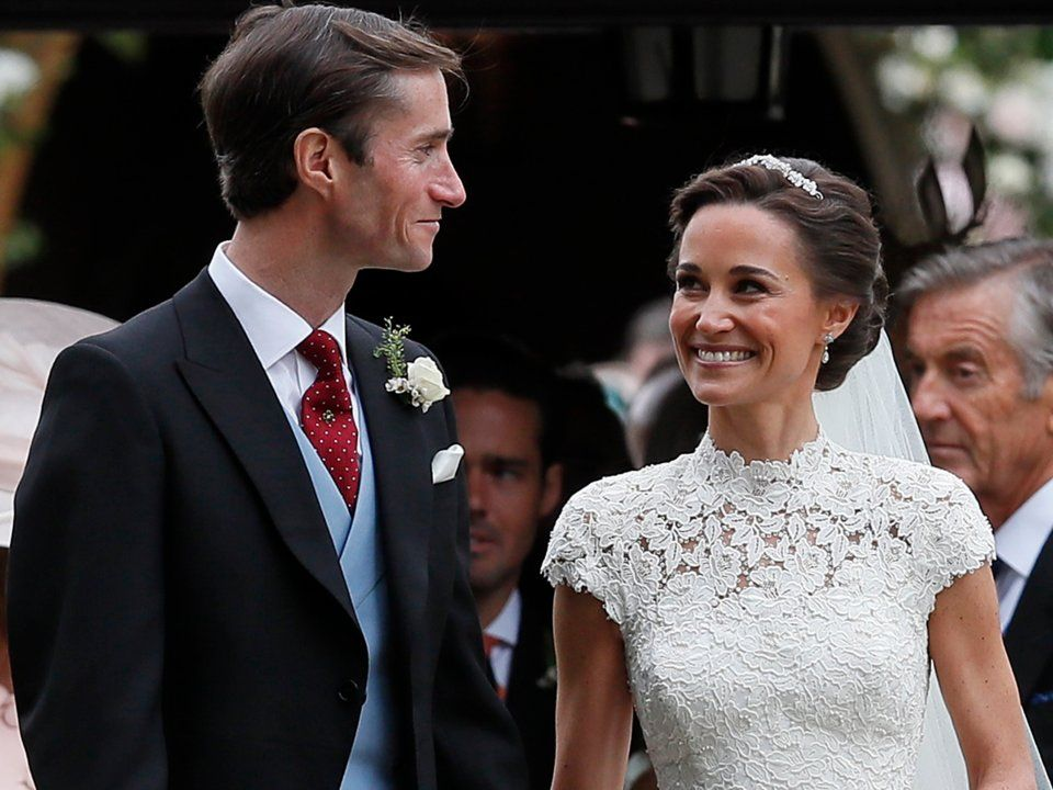 Pippa Middleton Is Officially Getting A Royal Title Of Her Own And It Has Nothing To Do With Kate Middleton Pippa Middleton Wedding Pippas Wedding Pippa Middleton