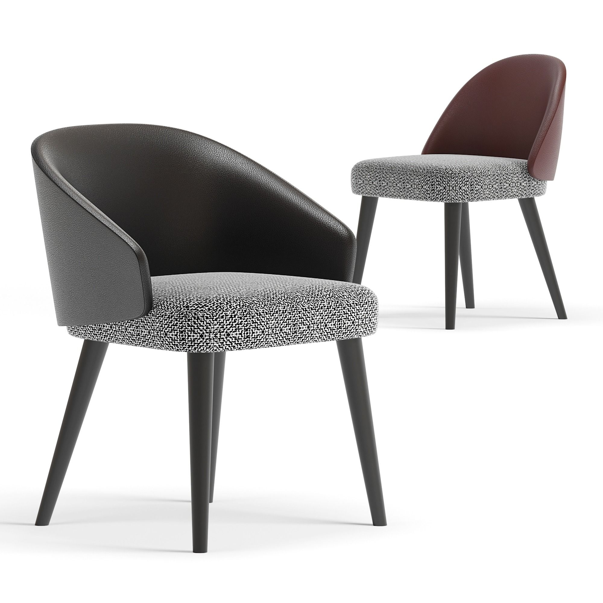 Lawson Dining Chair Minotti Minotti Lawson Chair Dining Chair