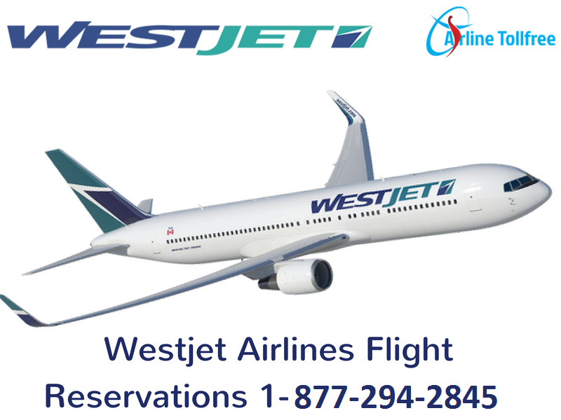 Dial +18772942845 booking your flight from Westjet