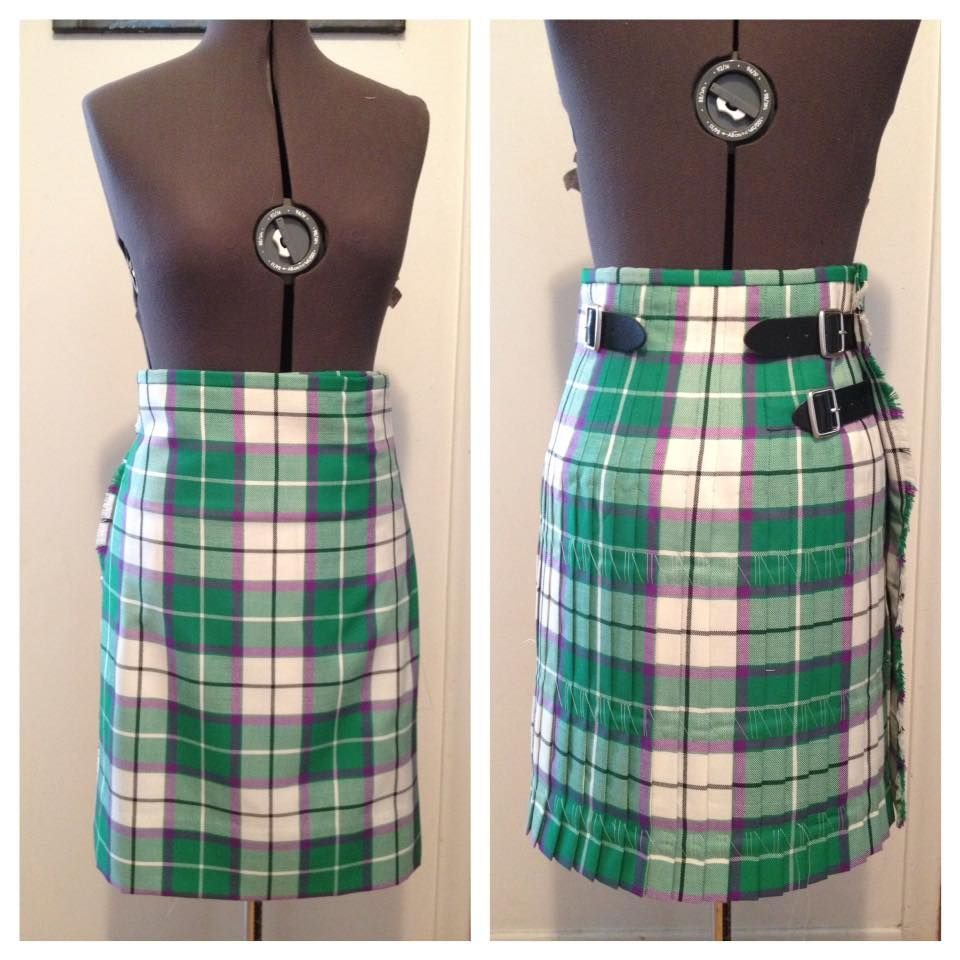 bonnieemerald kilt by thistle do nicely designs for sarah at new