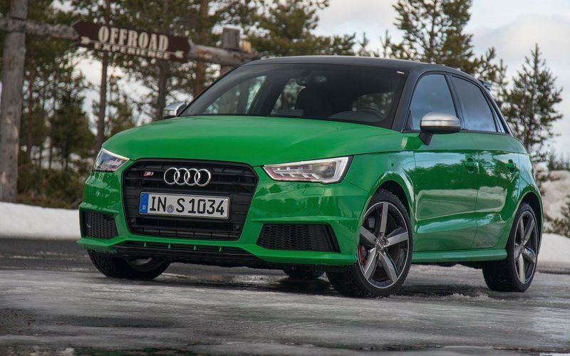 2017 Audi Rs1 Audi Rs1