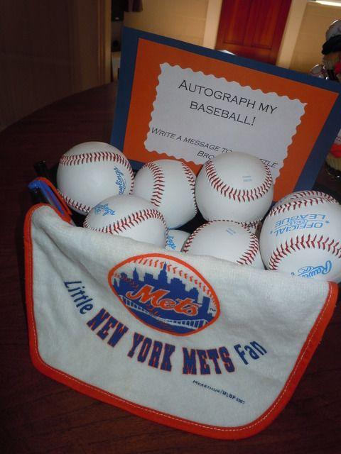 Photo 1 Of 9: New York Mets Baseball / Baby Shower/Sip U0026 See