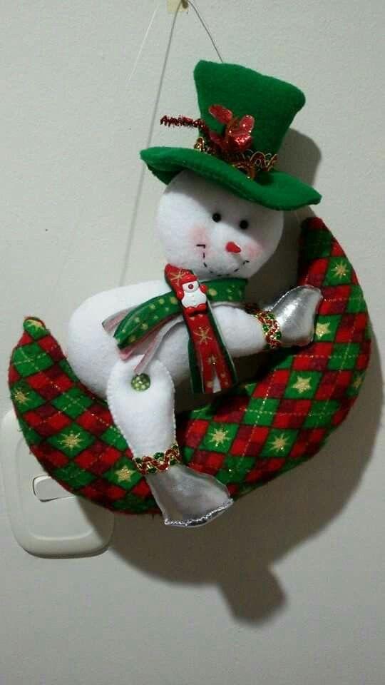 Pin de ELLIZABETH en Navidad Pinterest Navidad, Muñecos