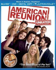 American Reunion On Blu Ray American Pie American Blu Ray