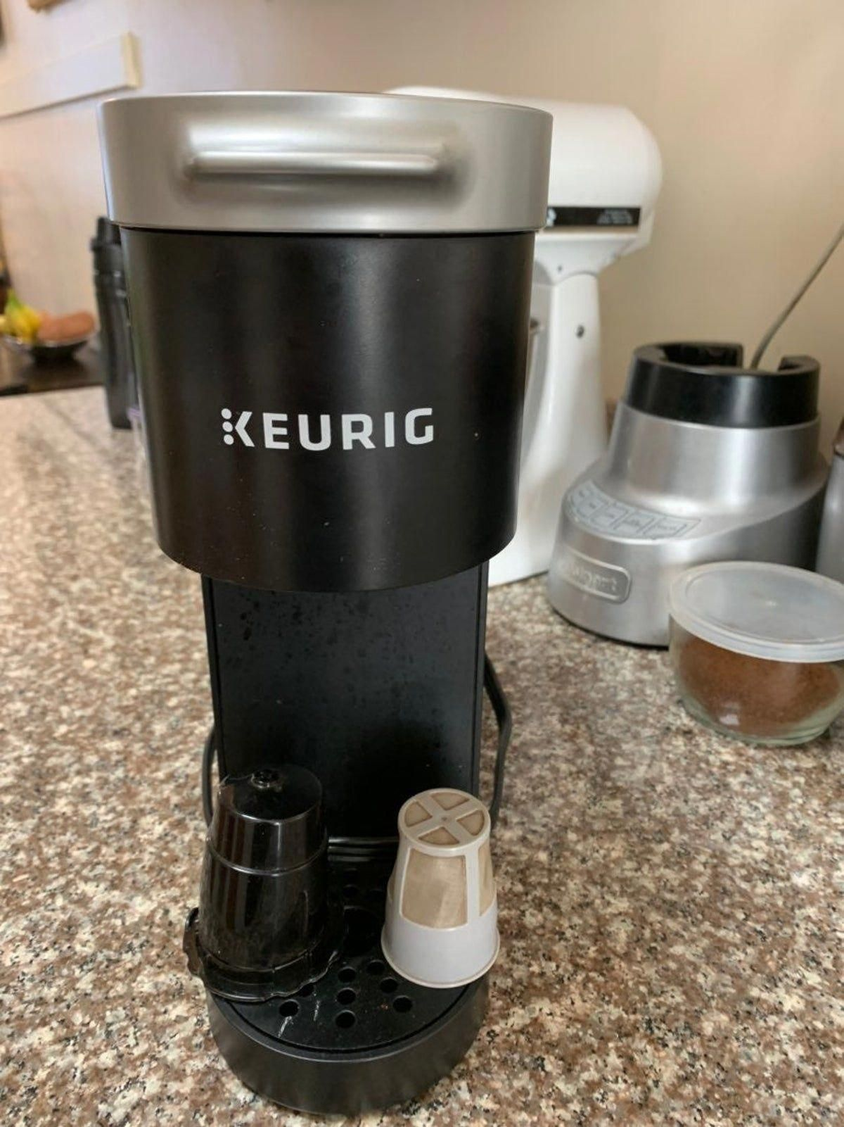 how to make iced coffee with keurig k elite